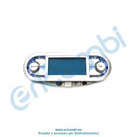 Scheda LCD programmata