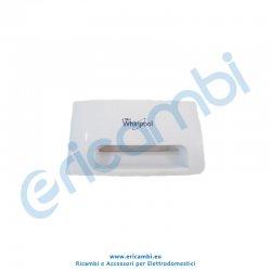 Maniglia cassetto detersivo