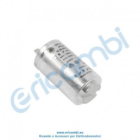 Condensatore 8uF