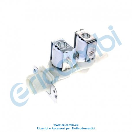 Elettrovalvola 1 via doppia bobina