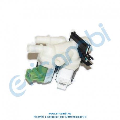 Elettrovalvola con flussometro, 3 uscite