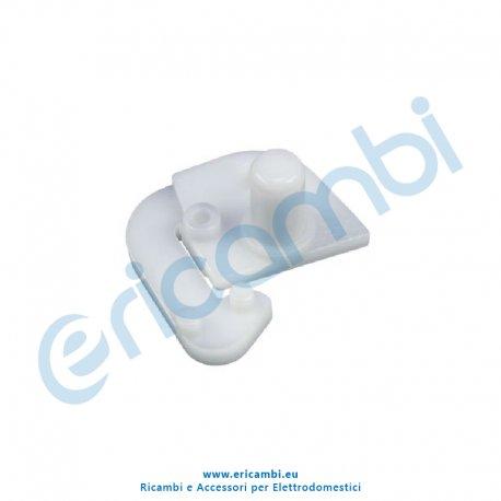 Bussolina chiusura porta SX cristal/PW