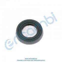 Guarnizione con filtrino per tubo carico