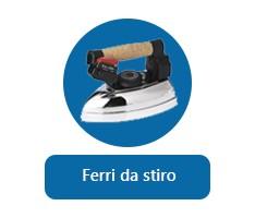 Ricambi, accessori e prodotti per la pulizia dei ferri da stiro