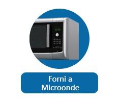 Ricambi per forni a micoonde ed elettrici