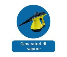 Ricambi per generatori di vapore