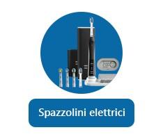 Ricambi ed accessori per spazzolini elettrici e idropulsori per l'igiene orale